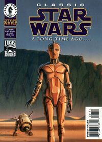 Classic Star Wars - A Long Time Ago 1