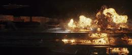 Fulminatrix exploded
