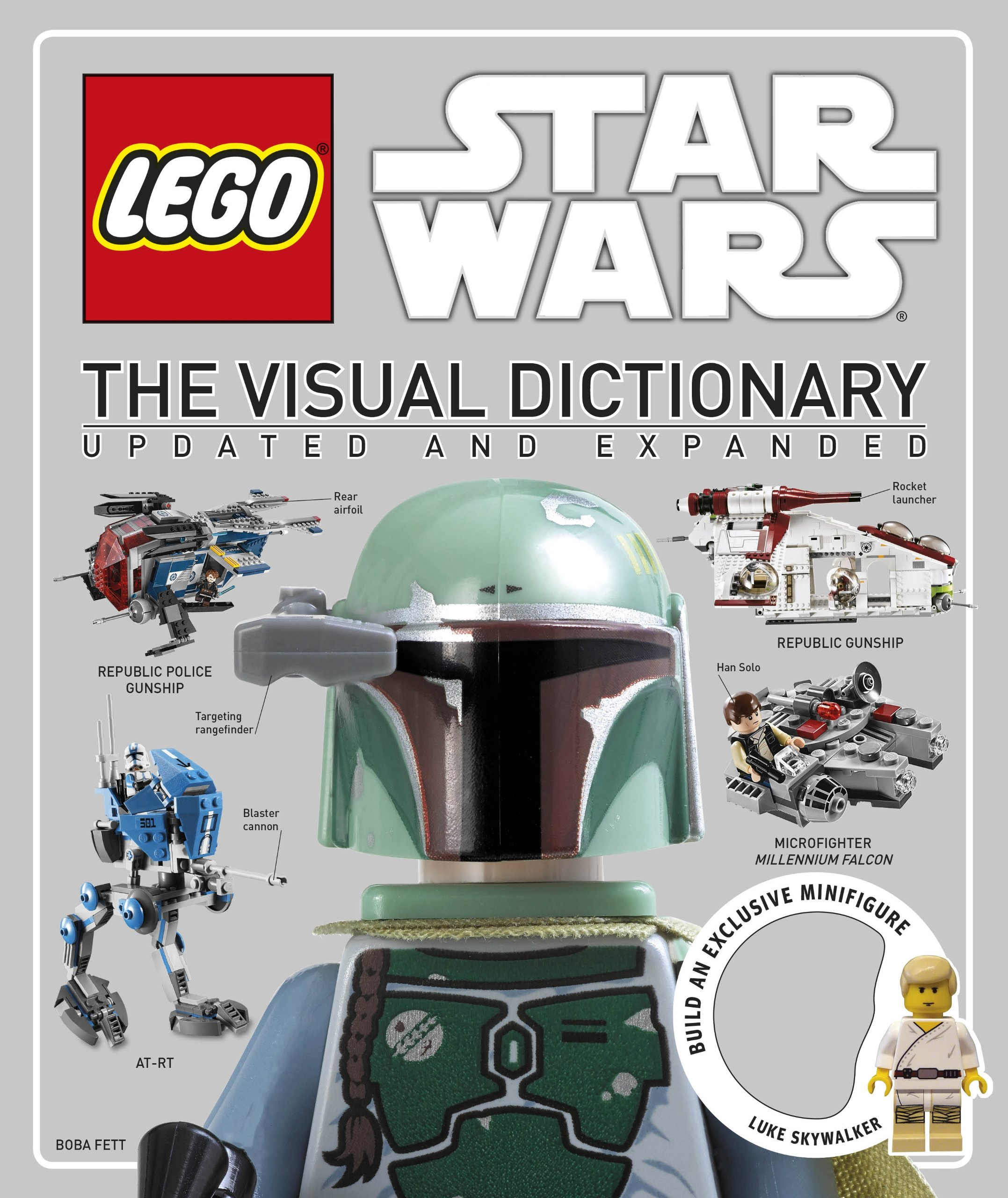 Lego Star Wars The Visual Dictionary Updated And Expanded Wookieepedia Fandom