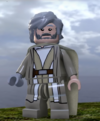 LEGO Luke Ahch-To