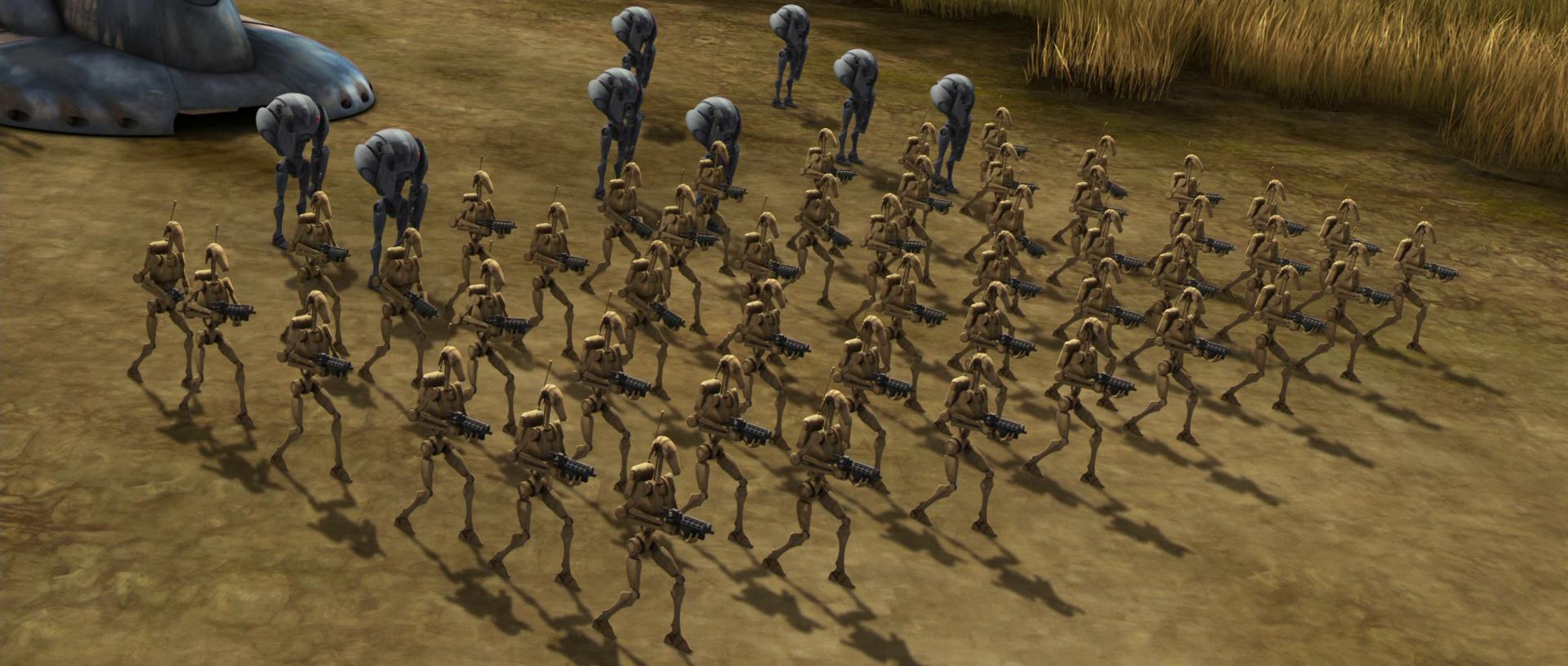 картинки армии дроидов изображения данном каталоге