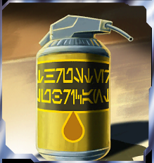 Thruster lubircant