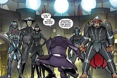 Inquisitorius Vader Comic