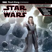 Last Jedi Read-Along Storybook