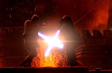 Skywalker kenobi duel