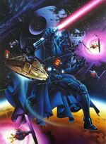Art of SW Galaxy