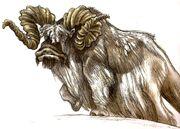 Bantha bull