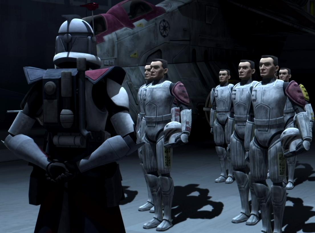 Clone trooper cadet | Clone Wiki | Fandom