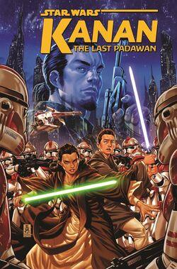 Star Wars Kanan the Last Padawan TPB