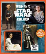 Women of the Star Wars Galaxy cover