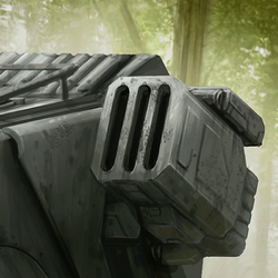 AT-ST Mortar Launcher SWL