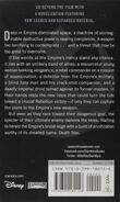 Rogue One US paperback back cover