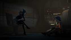 Seventh Sister Interrogating