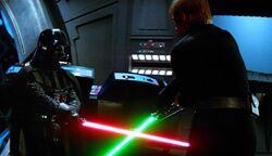 Vader Luke DSII