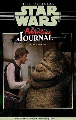 Adventure Journal 16