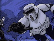 Dair and scoutrooper