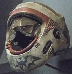 Ekelarc Yong Y-wing Helmet ROTJ
