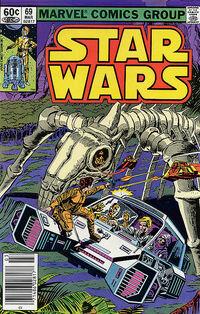 Star Wars 69 - Death in the City of Bone