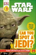 Star Wars Can You Spot a Jedi hardcover