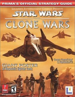 The Clone Wars - Prima's Official Strategy Guide