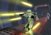 Darktrooper Death Star Uprising