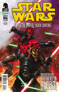Darth Maul - Death Sentence 2
