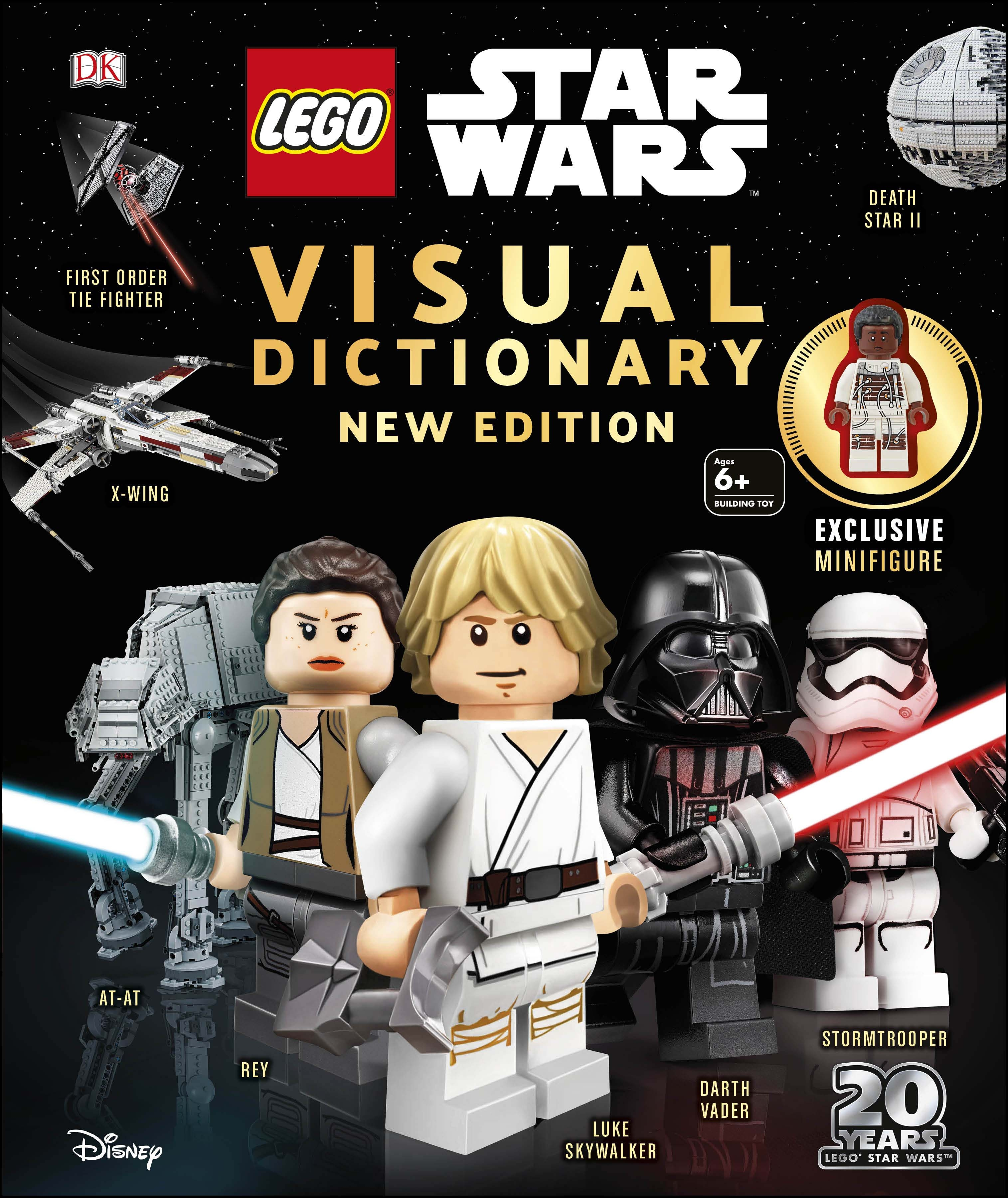 Lego Star Wars Visual Dictionary New Edition Wookieepedia Fandom