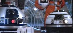 R2-D2 R2-X2