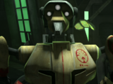 Unidentified super tactical droid (Anaxes)