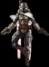 Death Watch Warrior CotR