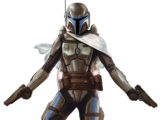 Mandalorian warrior