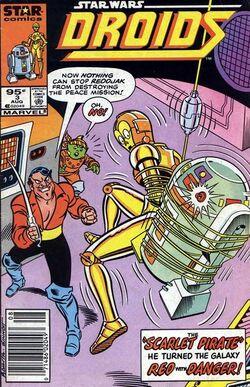 Droids Marvel 3