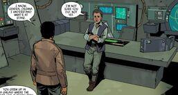 Leia tasked Poe for mission