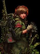 Sasha the Scout