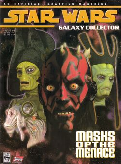 Star Wars Galaxy Collector 8