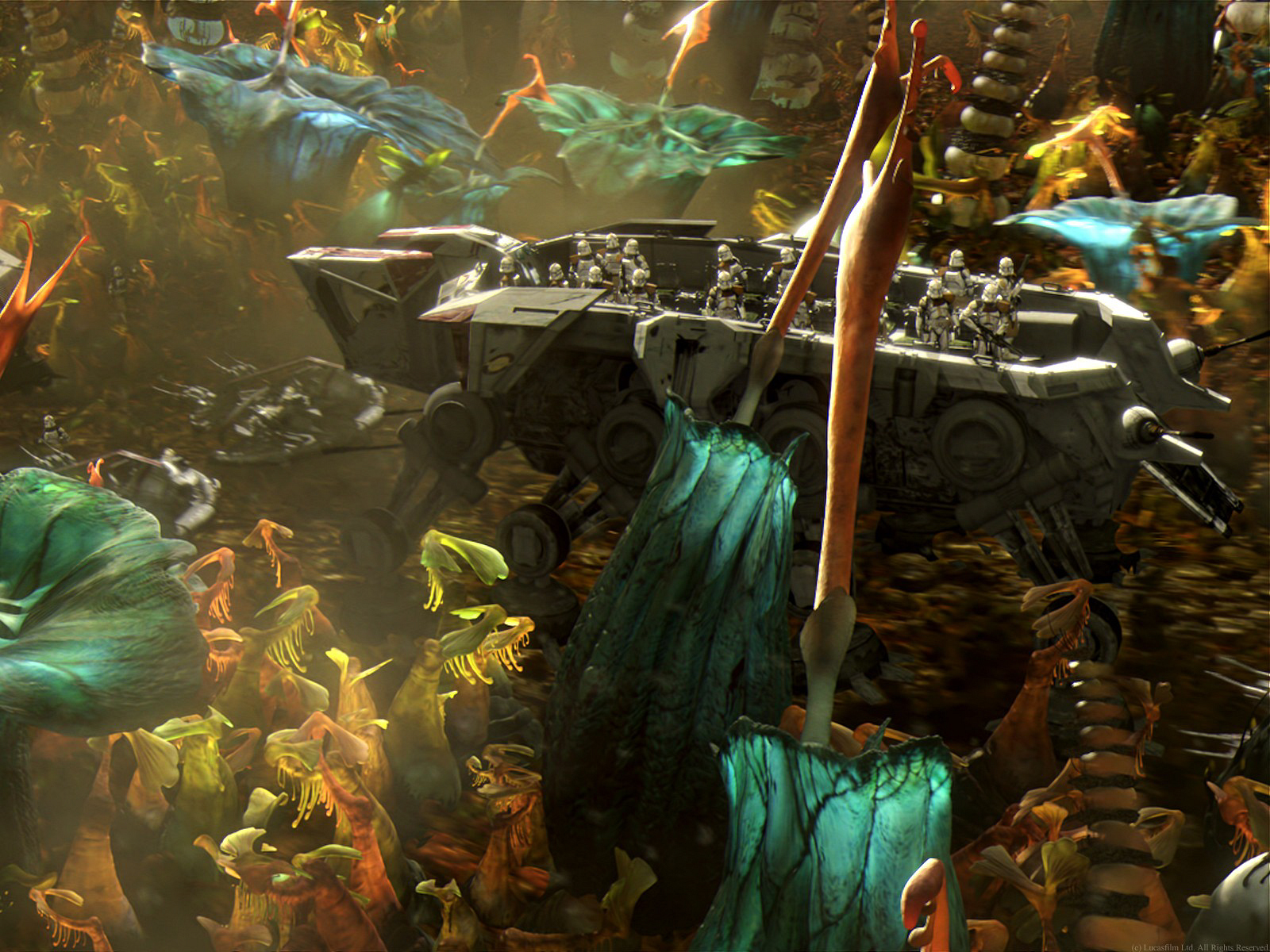Battle Of Felucia Outer Rim Sieges Wookieepedia Fandom