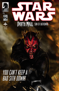 Darth Maul Son of Dathomir 1