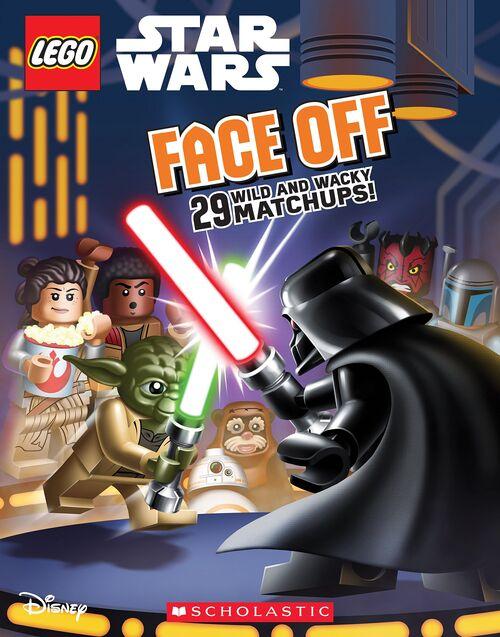 LEGO Star Wars: Face Off | Wookieepedia | FANDOM powered by Wikia