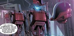 Sentinels manufactured