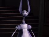 Unidentified LEP servant droid 1