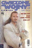Gwiezdne Wojny Komiks 4-1999