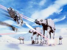 La Battaglia di Hoth nel Flusso di Nev