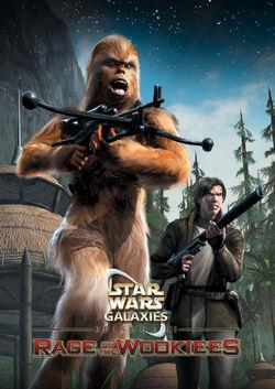 Star Wars Galaxies - Rage of the Wookiees