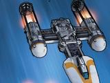 BTL-S3 Y-wing Starfighter