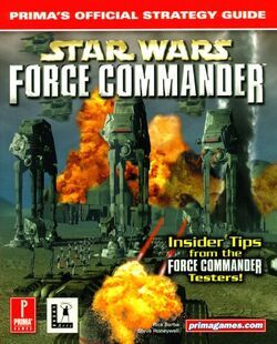 Force Commander - Prima's Official Strategy Guide