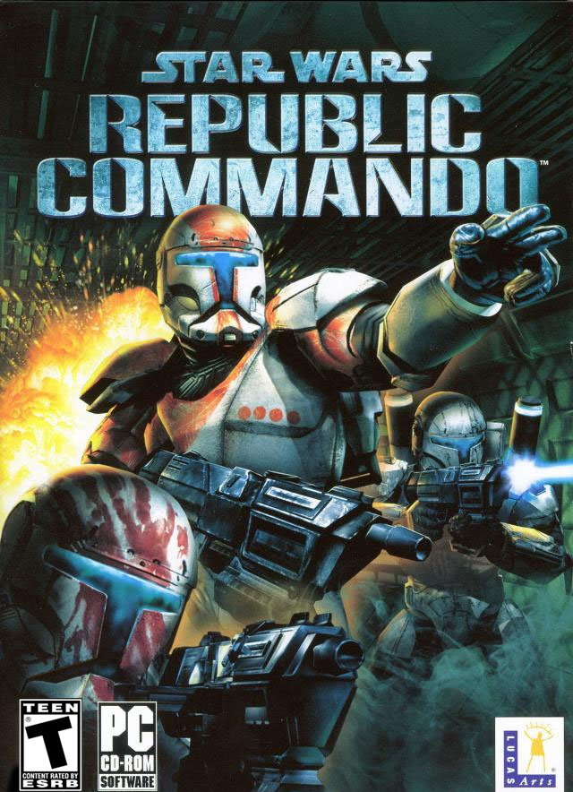 Star Wars Republic Commando Wookieepedia Fandom Powered By Wikia