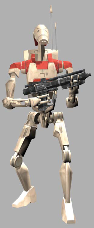 Star Wars Revenge Of The Sith Battle Droid Zabawki Film Telewizja I Gry Wideo Zabawki