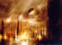 První bitva o Coruscant