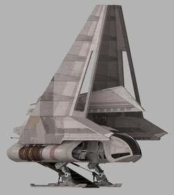 Theta Shuttle