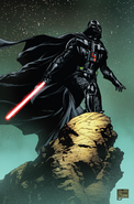 Darth Vader 25 Quesada-Isanove textless